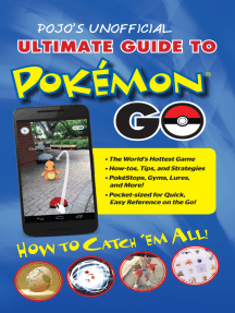Read Pojo S Unofficial Ultimate Guide To Pokemon Go Online By