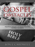 Gospel Obstacles