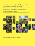 Preliminary List of the Compositae in Northeastern Brazil