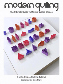 Modern Quilling: Modern Quilling
