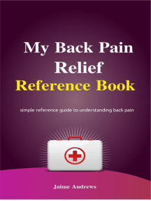My Back Pain Reference Book: Reference Books, #2