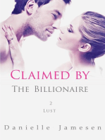 Claimed by the Billionaire 2