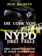 Die Cops vom NYPD - Drei Fälle