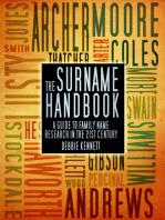 Surnames Handbook