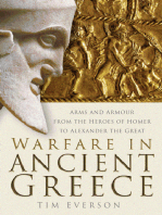 Warfare in Ancient Greece: Arms and Armour from the Heroes of Homer to Alexander the Great