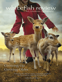Whitefish Review 18: Growing Up & Getting Older