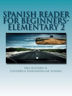 Spanish Reader for Beginners-Elementary 2: Spanish Reader for Beginners Elementary 1, 2 & 3, #2