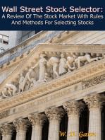 Wall Street Stock Selector