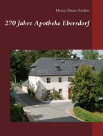 270 Jahre Apotheke Ebersdorf