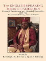 The English Speaking Mbos of Cameroon