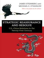 Strategic Reassurance and Resolve