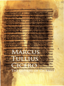 The Letters of Cicero I