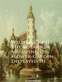 The Botanical Magazine, Or, Flower-Garden Displayed III