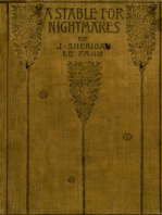 A Stable for Nightmares; or, Weird Tales