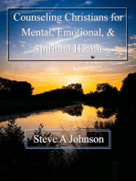 Counseling Christians for Mental, Emotional, & Spiritual Health