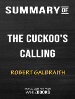Summary of The Cuckoo's Calling