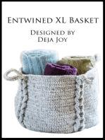 Entwined XL Basket