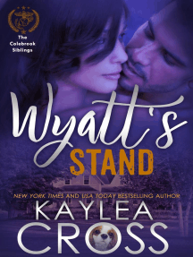 Wyatt's Stand: Colebrook Siblings Trilogy, #2