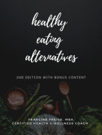 Healthy Eating Alternatives, 2nd Edition with Bonus Content