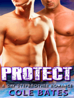 Protect (A Gay Stepbrother Romance)