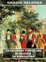 Tradizioni di Nuoro in Sardegna