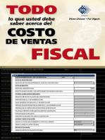 Todo lo que usted necesita saber acerca del costo de ventas fiscal 2016