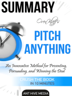 Oren Klaff's Pitch Anything
