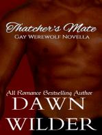 Thatcher's Mate (Gay Werewolf Novella)