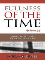 Fullness of the Time