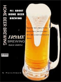 All About Home Beer Brewing