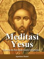 Meditasi Yesus