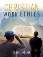 Christian Work Ethics
