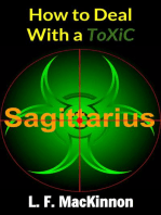 How To Deal With A Toxic Sagittarius