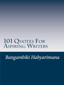 101 Quotes For Aspiring Writers