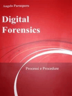 Digital Forensics - Processi e Procedure