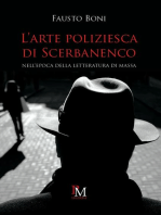 L'arte poliziesca di Scerbanenco