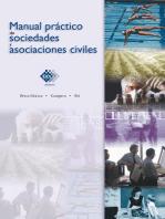 Manual práctico de sociedades y asociaciones civiles 2016