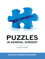 Puzzles in General Surgery: A Study Guide
