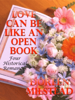 Love Can Be Like an Open Book