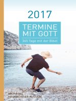 Termine mit Gott 2017