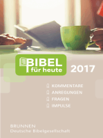 Bibel für heute 2017