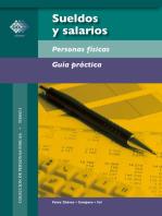 Sueldos y salarios 2016