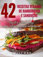 42 Receitas Veganas de Hambúrguer e Sanduíche