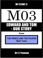 Edward and Tom - Our Story (from The Prince and the Pauper)