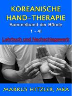 Koreanische Hand-Therapie