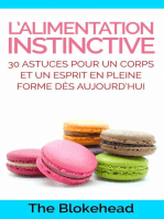 L'alimentation instinctive