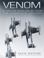 Venom, De Havilland Venom & Sea Venom