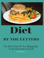 Diet By The Letters