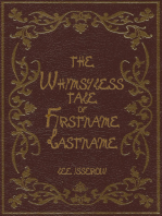 The Whimsyless Tale Of Firstname Lastname