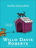 The Pet-Sitting Peril